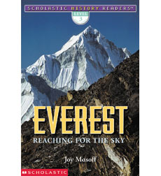 Scholastic History Readers: Everest