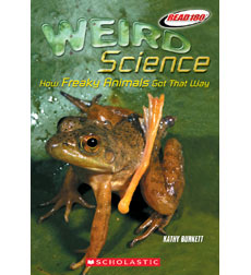 Read 180 - Stage B: Weird Science