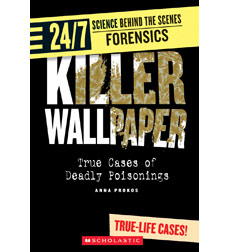 24/7: Science Behind the Scenes: Forensics: Killer Wallpaper