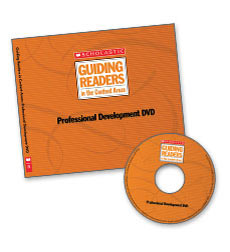 Guided Readers in the Content Areas Professional Development DVD 9780545215176