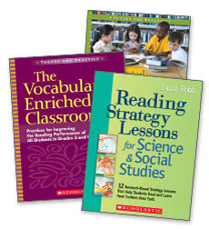 Nonfiction/Content Area Reading Bundle 9780545390576
