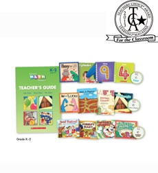 Leveled Math Readers K-2 Complete Set