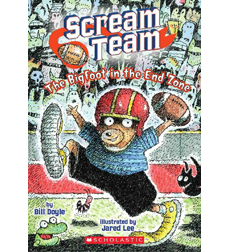 Scream Team: The Bigfoot in the End Zone