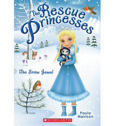 Rescue Princesses: The Snow Jewel