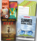 My Books Summer Grade 7 Fiction Focus (5 Books)