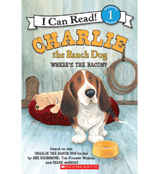 Charlie the Ranch Dog—I Can Read!™ Level 1: Where's the Bacon?