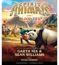 Spirit Animals 3: Blood Ties - TR 9780545648776