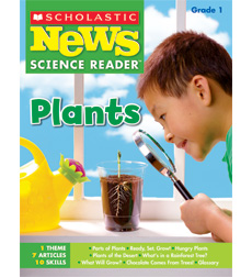 Scholastic News Science Reader: Plants