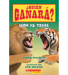 Who Would Win?: León vs. Tigre