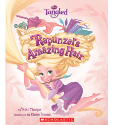 Rapunzel's Amazing Hair