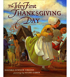 Very First Thanksgiving Day, The
