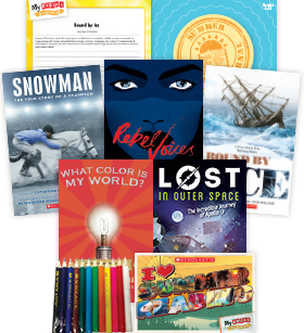 My Books Summer Grade 7 Nonfiction Pack
