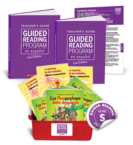 Guided Reading en español 2nd Edition: Level S