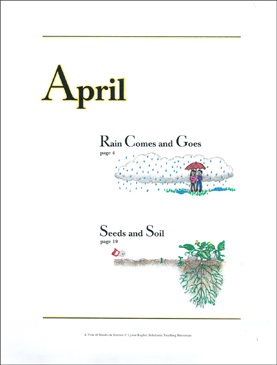 Rain Comes & Goes/Seeds & Soil: Hands-On Science