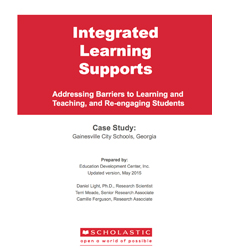 INTEGRATED LEARNING SUPPORTS GAINESVILLE CASE STUDY