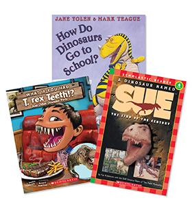 Dinosaurs Grades K-2 9780439232777
