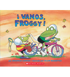 Froggy Books: ¡Vamos, Froggy!