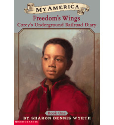 Freedom's Wings, Corey's Underground Railroad Diary