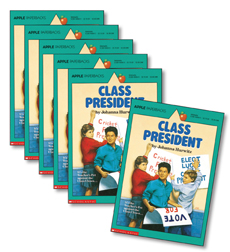 Guided Reading Set: Level O – Class President