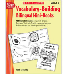 Vocabulary-Building Bilingual Mini-Books