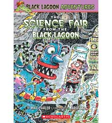 Black Lagoon Adventures: The Science Fair from the Black Lagoon
