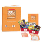 Guided Reading Content Areas: Grade K, 4 Levels A–D