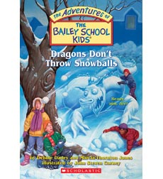 Dragons Don't Throw Snowballs