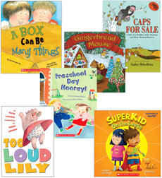 Early Literacy Developmental Milestones Collection: Ages 3-5 Years