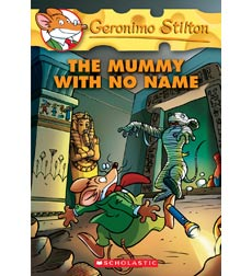 Geronimo Stilton: The Mummy with No Name
