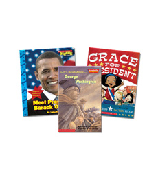 Presidents' Day Grades K-2