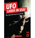 Xbooks—Strange: UFO Lands in USA!