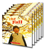Guided Reading Set: Level B – In the Fall