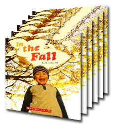 Guided Reading Set: Level B - In the Fall
