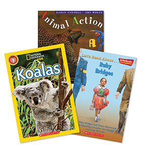Guided Reading Level Pack-K