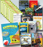 My Books Summer Grade 4 (10 Books)