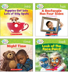 Nonfiction Sight Word Readers Classroom Tub Level C