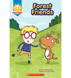 Just-Right Readers C: Forest Friends