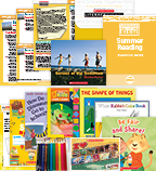 Comprehensive Summer Reading Solution PreK School Readiness (5 Books)