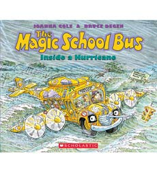 The Magic School Bus® Inside a Hurricane