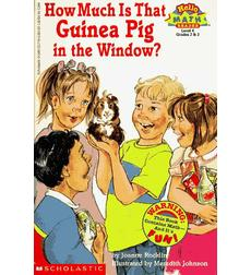 Hello Reader!® Math Level 4: How Much Is that Guinea Pig in the Window?