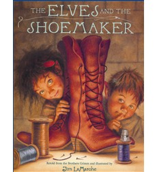 Elves And The Shoemaker, The