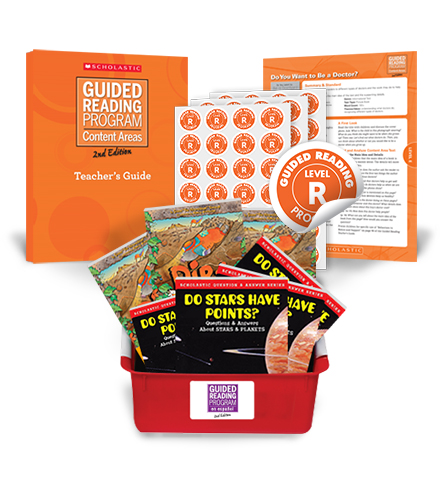 Guided Reading Content Areas 2nd Edition Level R
