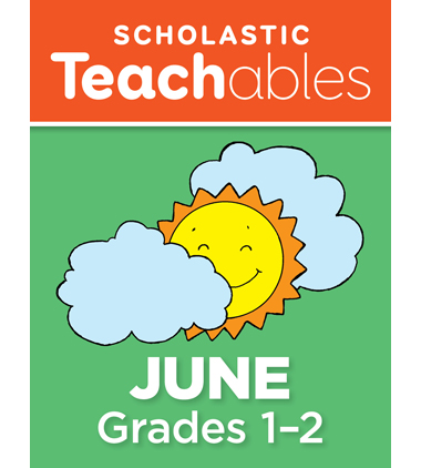 June Grades 1-2 Printable Packet