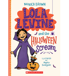 Lola Levine: Lola Levine and the Halloween Scream