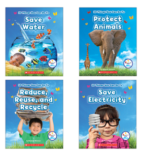 Scholastic Nonfiction Book Collection: Grade 3