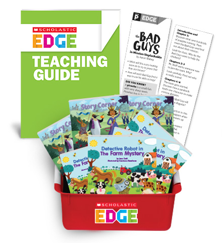 Scholastic EDGE for PreK