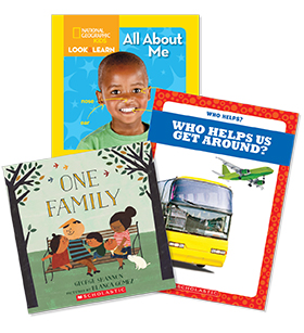 Grab and Go Grade PreK English (3 pack)