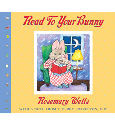 Bunny Reads Back: Read to Your Bunny