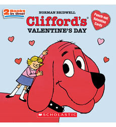 Clifford's Valentine's Day