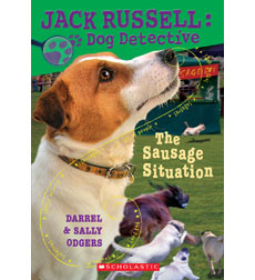 Jack Russell: Dog Detective: The Sausage Situation